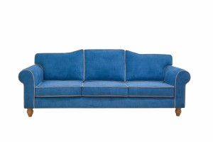 Epipla Gousdovas renovation blue sofa