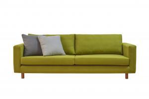 Epipla Gousdovas green sofa